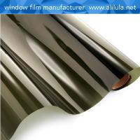 China Hot selling self-adhesive PVC decorative window film for glass, protective pravicy glass film for house/building on sale