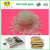 Quality Good Adhesion Polypropylene Hot Melt Glue Pellets For Book Binding , Non Polluting wholesale