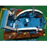 Welding Coil Test Jigs And Fixtures 3D Table Clamping For Automobile Industry