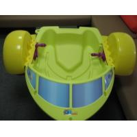 Quality 2014 Yellow Plastic Paddler Boat / Aqua Boat for Kids Inflatable Pool wholesale