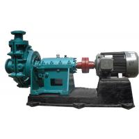 Quality Large Capacity Elctric Pumping Sand Slurry , Portable Slurry Pump Easy Operation wholesale