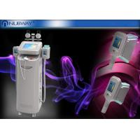 China Semiconductor Cooling Fat Freezing Machine Vertical For Female Salon on sale