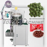 China Automatic Counting Candy Coated Chocolate Peanuts Beans Packing Machine on sale