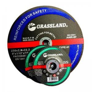 Quality 230mm 230 X 2.5 X 22mm MPA 9 Inch Grinder Cutting Discs wholesale