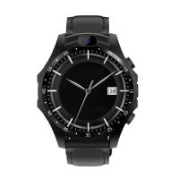 Buy cheap Waterproof Bluetooth Alloy Case Body Temperature Smartwatch from wholesalers