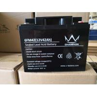 Quality Long Cyclic Life High Power Gel Lead Acid Battery 42ah 12 Volt Gel Cell Battery wholesale