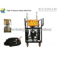 China High Density Polyurethane Foam Machine For Roof / Wall Spray Foam Insulation on sale