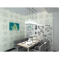 Cheap 3D Embossed Modern Mural 3 Dimensional Wallpaper for Home Wall Decor Wall Art for sale