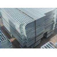Cheap Platform Galvanized Steel Grating High Strength Q235 Building Material for sale