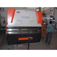 Buy cheap Metal Frame Cnc Sheet Metal Brake Machine 125 Ton 2500mm/3200mm/4000mm product