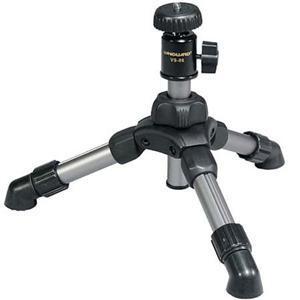 China Eco friendly black color one leg section Aluminium Camera mini folding table tripod for Digital Camera on sale