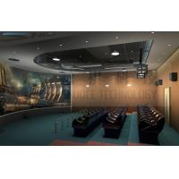 Quality 5D theater system , arc silver screen , perfect fusion effect wholesale