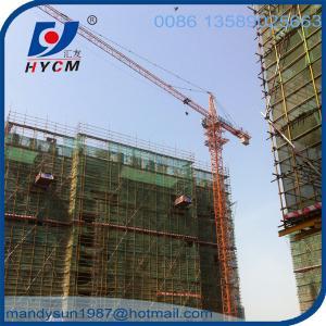 Quality New Design of Tower Crane QTZ5011 4t Tower Crane wholesale