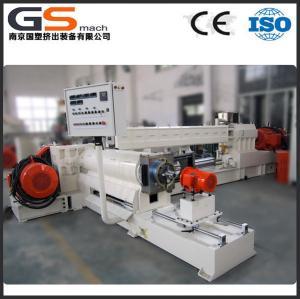 Quality GS65 pvc machine Twin Screw Extruder machine wholesale