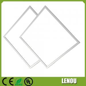 China White Frame Dimmable Led Light Panel Ultra Slim Led Panel 60x60 on sale