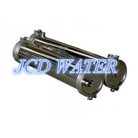 Quality Water Filtration RO Membrane Housing For Chemical Industry , PV-MH8-S-8040 wholesale