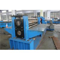 Buy cheap PLC Taiwan Delta Corrugated Sheet Roll Forming Enquipment With Curving Machine from wholesalers