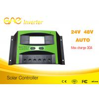 China solar-charge-controller 30A 24V 48V on sale