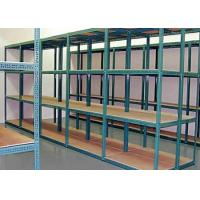Cheap Light duty industrial warehouse slotted angle rack for sale