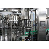 Buy cheap Beverage / Pure Water Filling Machine 3 In 1 , Liquid Bottle Filling Machine 3000bph -15000bph product