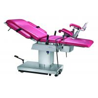 Quality 220V 50Hz Hydraulic Operation Table Birthing Bed With Dirty Pot For Delivery Use FDA CE wholesale