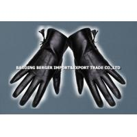 Quality Ladies fashion leather gloves wholesale