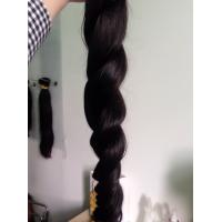 China 100% natural raw indian hair, 7a hot selling top quality double weft virgin indian hair on sale