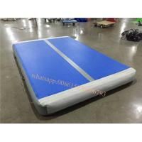 Quality inflatable air track for sale air track factory inflatable air tumble track tumbling mat for gym air tumbling mat wholesale