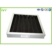 Quality Odor Reduction HVAC Air Filters , Activated Carbon Filter For Air Purification wholesale