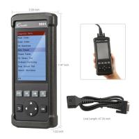 Quality Launch CReader 9081 with TPMS Reset Full OBD2 Scanner Bleeding/Brake/ETCS Reset Auto diagnostic tool wholesale