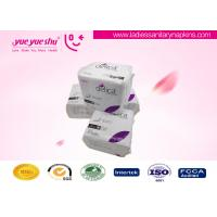 Quality Ladies Sanitary Napkins Healthy, Soft Non Woven Surface 290mm Long Sanitary Pads wholesale