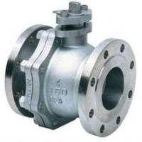 Quality Electric / Pneumatic Operated DN150 WCB Cast Steel Ball Valve With Handle 150LB wholesale
