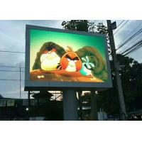 Quality Out Of Home Digital Led Billboard Signage With P10 Outdoor Led Display Boards wholesale