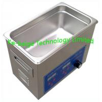 Cheap 3L Digital Ultrasound Cleaners For Electronic / Clock Part / Hardware Cleaning for sale