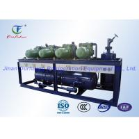 Quality High Temperature Air Cooled Condensing Units Bitzer With R404a R22 Refrigerant wholesale