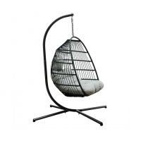 Quality Drop Shipping Saucer Patio Baby Hanging Egg Swing Chair wholesale