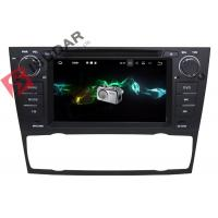 Quality HD 1080p Videos Support BMW DVD GPS Navigation For Automatic Air Condition wholesale