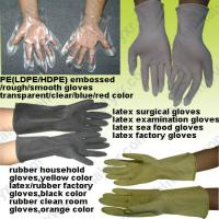 Quality Ly Sanitary Embossed PE Gloves (LY-PEG) wholesale