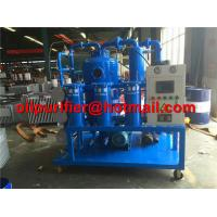 Quality 1800 Liters Per Hour Insulation Oil Filtration plant double stage high vacuum transformer oil purifier, oil treatment wholesale