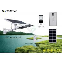 Buy cheap Lighting and remote control Separate Solar Power Wall Garden Street Light 25W from wholesalers