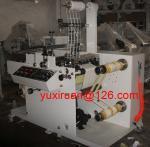 Quality Adhesive Tape / Label Slitting Machine Slitting Equipment 1200*900*1400mm wholesale