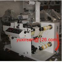 Cheap Adhesive Tape / Label Slitting Machine Slitting Equipment 1200*900*1400mm for sale