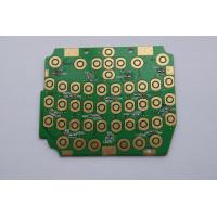Quality Custom Flash Gold Prototype PCB Service Copper Clad PCB Board Fabrication wholesale