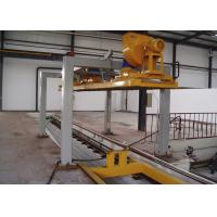 Cheap Autoclaved Aerated Concrete Equipment AAC Horizontal Cutting Machine for sale