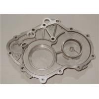 Buy cheap ADC12 Aluminium Die Casting Parts , OEM / ODM Die Casting Auto Parts Cover from wholesalers