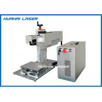 Quality High Accuracy UV Laser Marking Machine , Laser Marking Machine For Plastic Security Seals wholesale