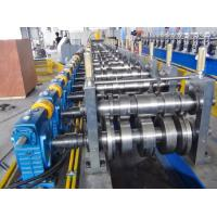 Quality GCr15 Quench Treatment Roller Cable Tray Roll Forming Lines 0.8mm - 2.0mm Thickness wholesale