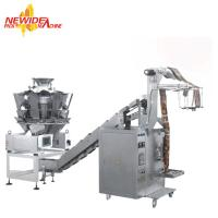 Quality Automatic Puffed Food Weighing Filling Pouch Packaging Machine Multifunction wholesale