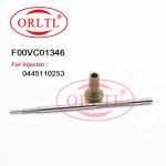 Quality F00VC01346 Diesel Fuel Valve F00V C01 346 F 00V C01 346 High Speed Steel Valve For HYUNDAI 0445110257 wholesale