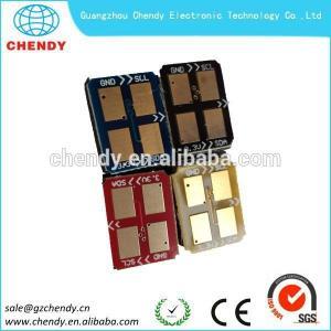 China Samsung® CLP300 KCMY toner chip Samsung® CLP300/CLX3160N/2160/2161  laser printer chip on sale